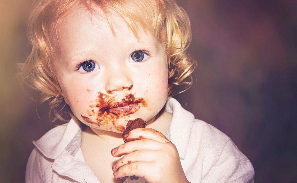 Chocolate, Eat